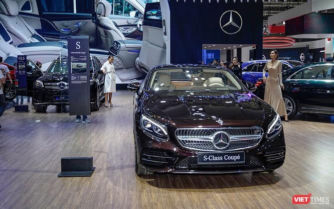 Có gì đáng xem ở gian hàng Mercedes-Benz? ảnh 6
