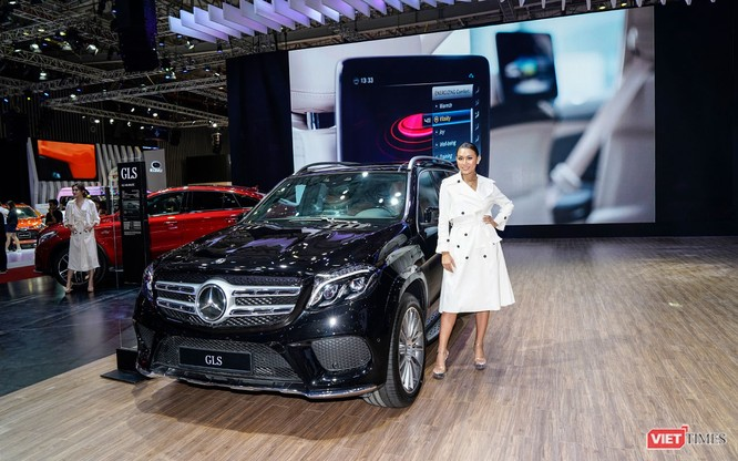 Có gì đáng xem ở gian hàng Mercedes-Benz? ảnh 7