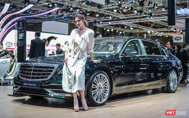 Có gì đáng xem ở gian hàng Mercedes-Benz? ảnh 8