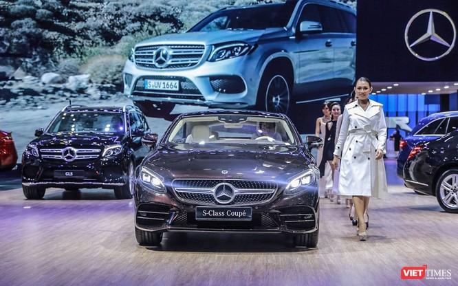 Có gì đáng xem ở gian hàng Mercedes-Benz? ảnh 9