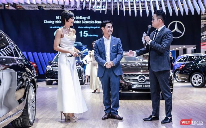 Có gì đáng xem ở gian hàng Mercedes-Benz? ảnh 2