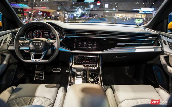 Đầu năm 2019, Audi Q8 mới được bán ra thị trường Việt Nam, giá dự kiến 4,5 tỷ đồng ảnh 11