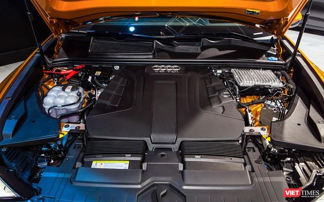 Đầu năm 2019, Audi Q8 mới được bán ra thị trường Việt Nam, giá dự kiến 4,5 tỷ đồng ảnh 13