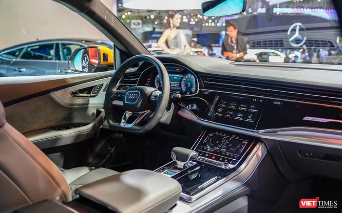 Đầu năm 2019, Audi Q8 mới được bán ra thị trường Việt Nam, giá dự kiến 4,5 tỷ đồng ảnh 8