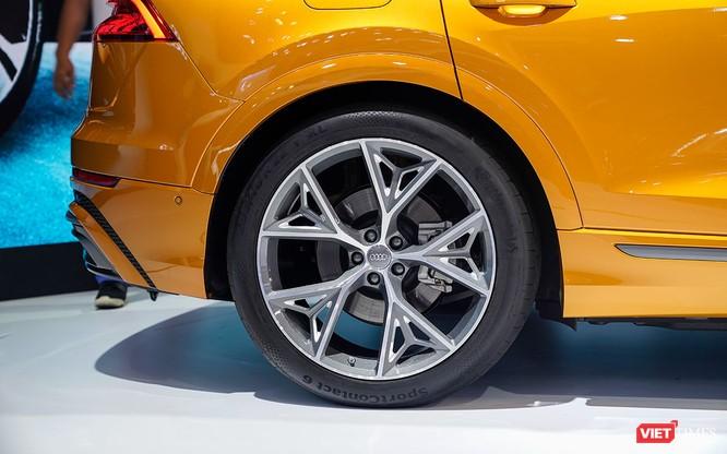 Đầu năm 2019, Audi Q8 mới được bán ra thị trường Việt Nam, giá dự kiến 4,5 tỷ đồng ảnh 4