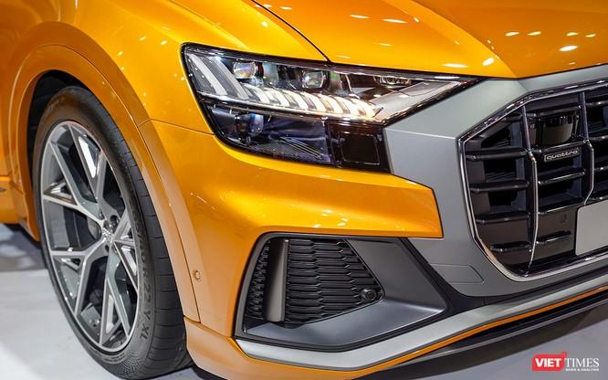 Đầu năm 2019, Audi Q8 mới được bán ra thị trường Việt Nam, giá dự kiến 4,5 tỷ đồng ảnh 5