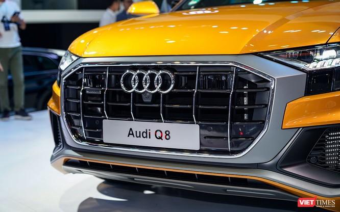 Đầu năm 2019, Audi Q8 mới được bán ra thị trường Việt Nam, giá dự kiến 4,5 tỷ đồng ảnh 6
