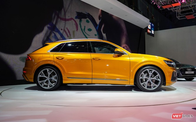 Đầu năm 2019, Audi Q8 mới được bán ra thị trường Việt Nam, giá dự kiến 4,5 tỷ đồng ảnh 2