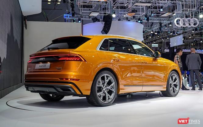 Đầu năm 2019, Audi Q8 mới được bán ra thị trường Việt Nam, giá dự kiến 4,5 tỷ đồng ảnh 3