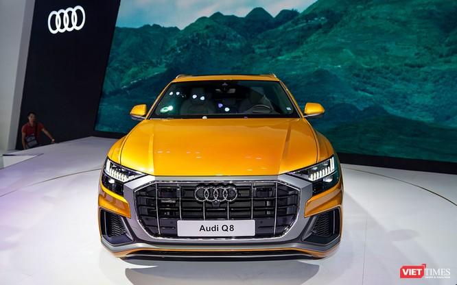 Đầu năm 2019, Audi Q8 mới được bán ra thị trường Việt Nam, giá dự kiến 4,5 tỷ đồng ảnh 1