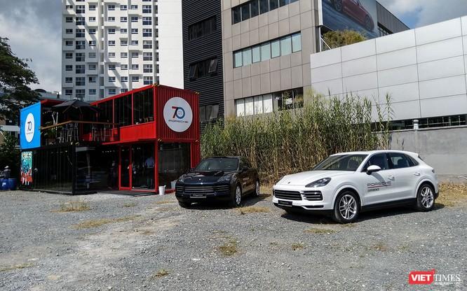 Porsche Cayenne thế hệ mới: Không chỉ dành cho phố thị ảnh 1