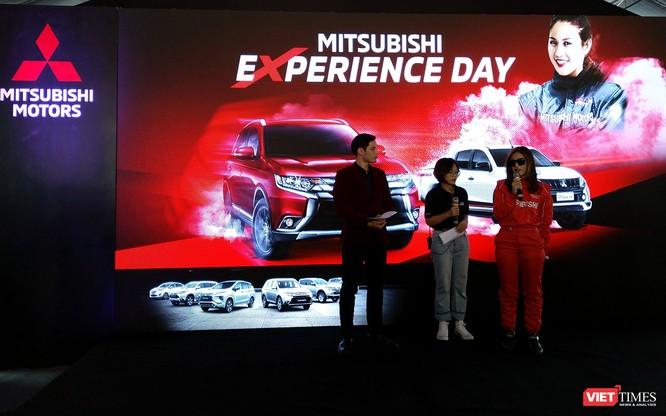 """Mãn nhãn với màn biểu diễn xe Mitsubishi của """"nữ hoàng drift"""" Leona Chin ảnh 2"""