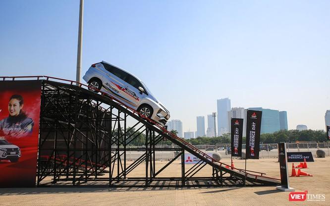 """Mãn nhãn với màn biểu diễn xe Mitsubishi của """"nữ hoàng drift"""" Leona Chin ảnh 5"""