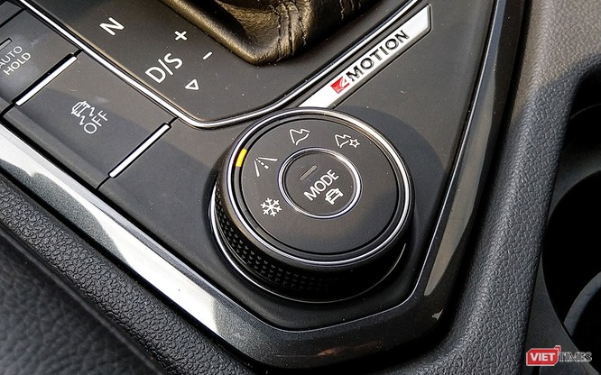 VW Tiguan Allspace: Hãy nhớ đây vẫn là một chiếc xe Đức ảnh 9