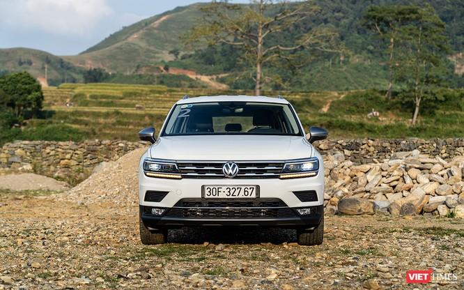 VW Tiguan Allspace: Hãy nhớ đây vẫn là một chiếc xe Đức ảnh 1