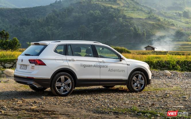 VW Tiguan Allspace: Hãy nhớ đây vẫn là một chiếc xe Đức ảnh 2