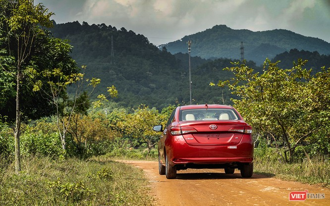 Toyota Vios 2018: Khi ngôi vương không chỉ nhờ vào thương hiệu ảnh 13