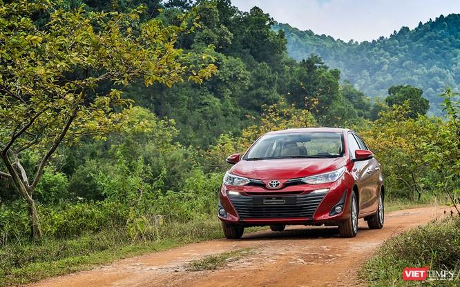 Toyota Vios 2018: Khi ngôi vương không chỉ nhờ vào thương hiệu ảnh 16