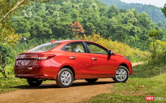 Toyota Vios 2018: Khi ngôi vương không chỉ nhờ vào thương hiệu ảnh 19
