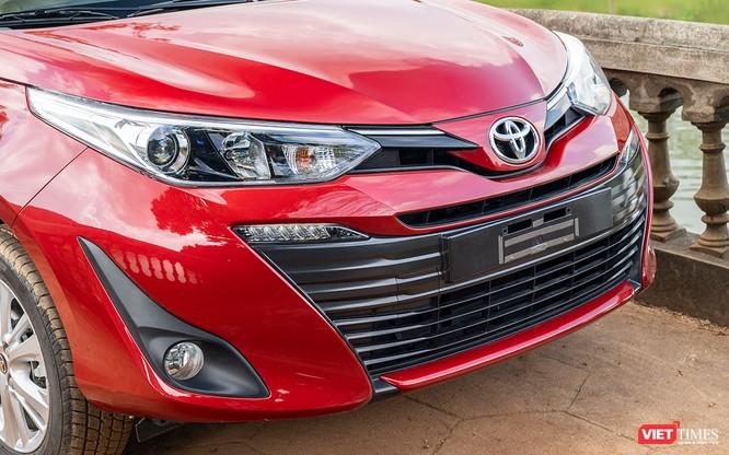 Toyota Vios 2018: Khi ngôi vương không chỉ nhờ vào thương hiệu ảnh 25