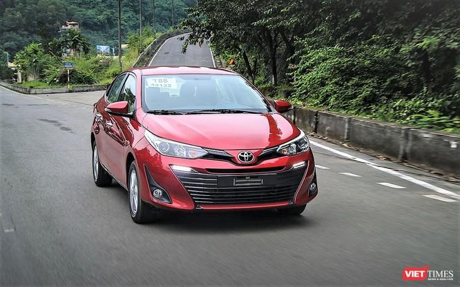 Toyota Vios 2018: Khi ngôi vương không chỉ nhờ vào thương hiệu ảnh 11