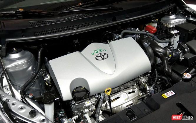 Toyota Vios 2018: Khi ngôi vương không chỉ nhờ vào thương hiệu ảnh 9