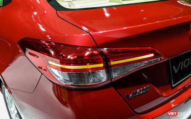 Toyota Vios 2018: Khi ngôi vương không chỉ nhờ vào thương hiệu ảnh 29