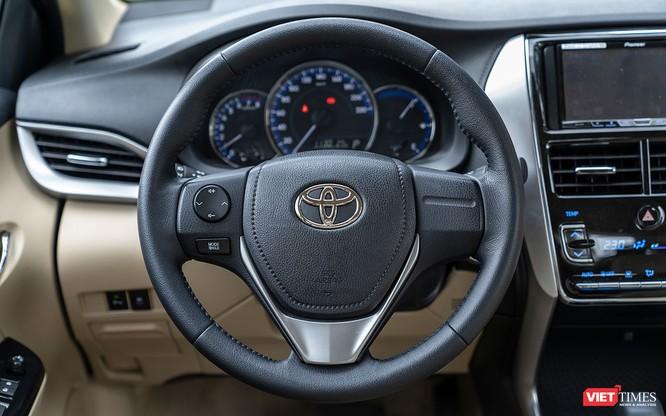 Toyota Vios 2018: Khi ngôi vương không chỉ nhờ vào thương hiệu ảnh 43
