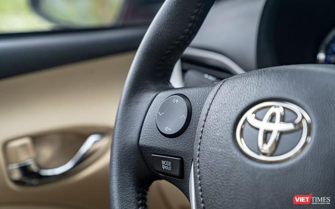 Toyota Vios 2018: Khi ngôi vương không chỉ nhờ vào thương hiệu ảnh 44