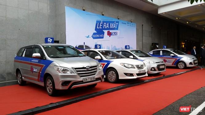 Liên minh G7 Taxi có gì để đấu lại với các hãng taxi công nghệ? ảnh 1