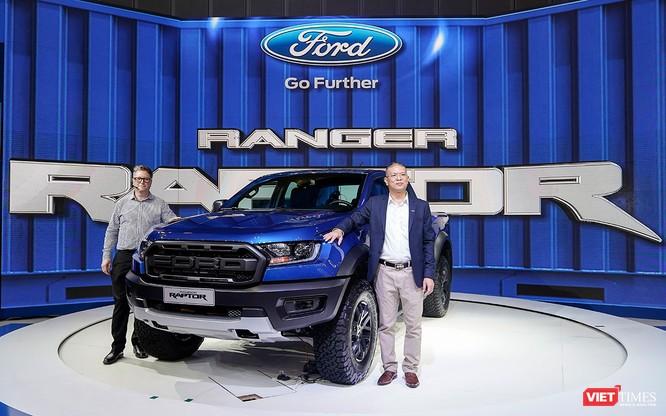 Ford Ranger Raptor sẽ mang đến cảm xúc như cầm lái F-150 Raptor ảnh 2