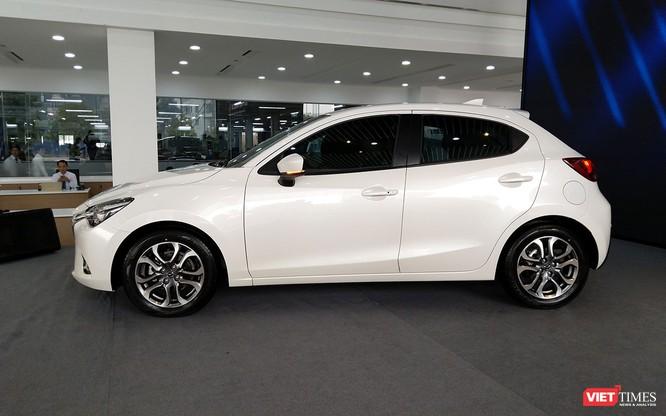 Mazda 2 2018 chính thức ra mắt với 7 phiên bản, giá từ 509 - 607 triệu đồng ảnh 18