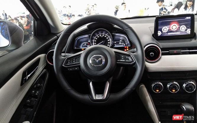 Mazda 2 2018 chính thức ra mắt với 7 phiên bản, giá từ 509 - 607 triệu đồng ảnh 4