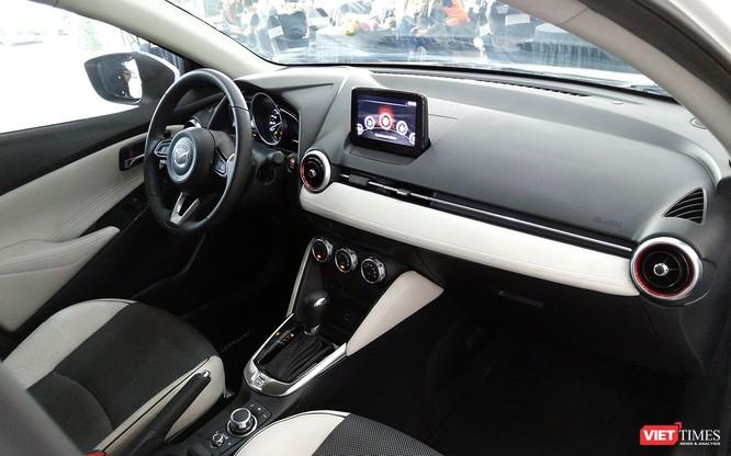 Mazda 2 2018 chính thức ra mắt với 7 phiên bản, giá từ 509 - 607 triệu đồng ảnh 3