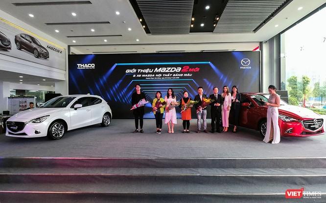 Mazda 2 2018 chính thức ra mắt với 7 phiên bản, giá từ 509 - 607 triệu đồng ảnh 19