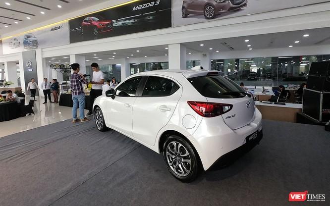 Mazda 2 2018 chính thức ra mắt với 7 phiên bản, giá từ 509 - 607 triệu đồng ảnh 20