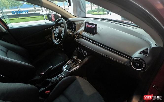 Mazda 2 2018 chính thức ra mắt với 7 phiên bản, giá từ 509 - 607 triệu đồng ảnh 2