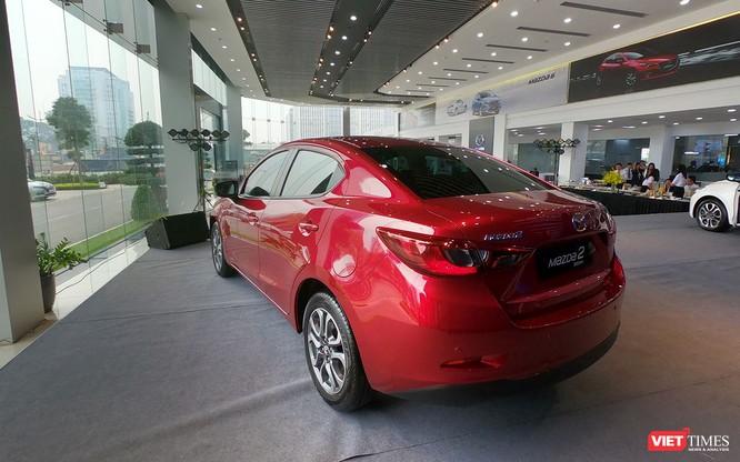 Mazda 2 2018 chính thức ra mắt với 7 phiên bản, giá từ 509 - 607 triệu đồng ảnh 21