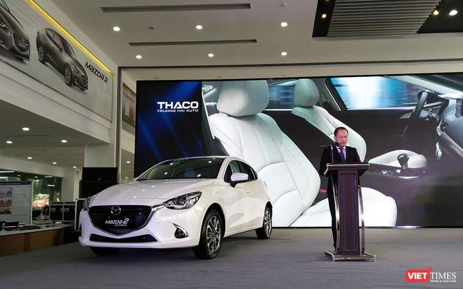 Mazda 2 2018 chính thức ra mắt với 7 phiên bản, giá từ 509 - 607 triệu đồng ảnh 22