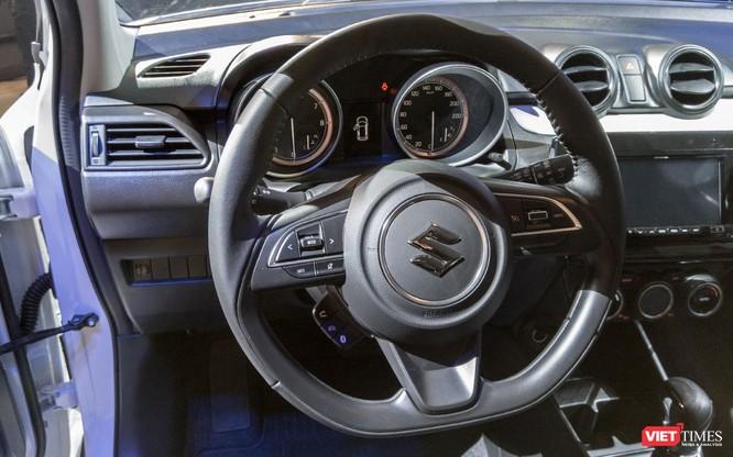 Với giá từ 499 triệu đồng, Suzuki Swift thế hệ mới có cải thiện được doanh số bán hàng? ảnh 9