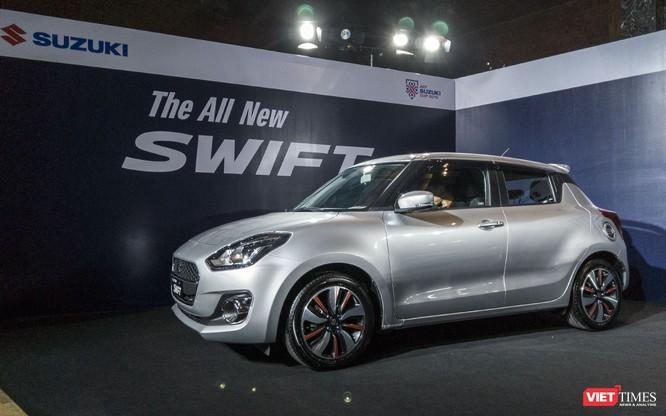 Với giá từ 499 triệu đồng, Suzuki Swift thế hệ mới có cải thiện được doanh số bán hàng? ảnh 13