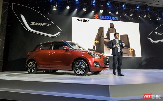 Với giá từ 499 triệu đồng, Suzuki Swift thế hệ mới có cải thiện được doanh số bán hàng? ảnh 3