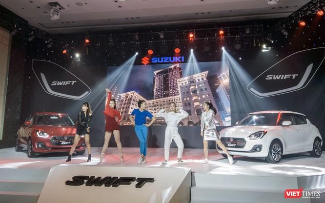 Với giá từ 499 triệu đồng, Suzuki Swift thế hệ mới có cải thiện được doanh số bán hàng? ảnh 1