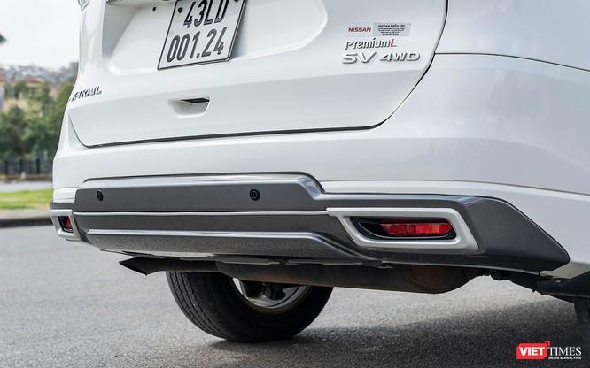 Nissan X-Trail V-Series 2019: Thêm tiện ích có cải thiện được doanh số? ảnh 25