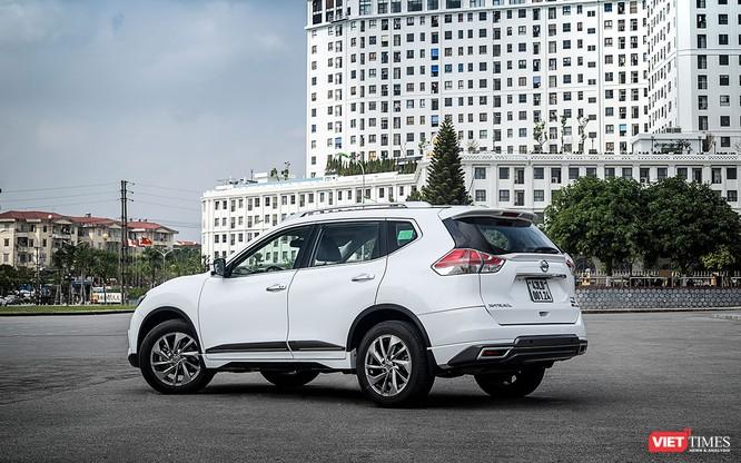 Nissan X-Trail V-Series 2019: Thêm tiện ích có cải thiện được doanh số? ảnh 4