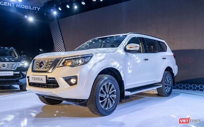 Nissan Terra chính thức gia nhập thị trường Việt: Muộn còn hơn không! ảnh 4