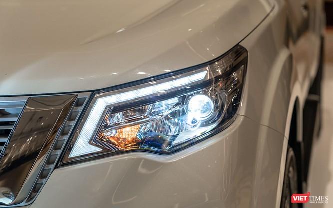 Nissan Terra chính thức gia nhập thị trường Việt: Muộn còn hơn không! ảnh 5