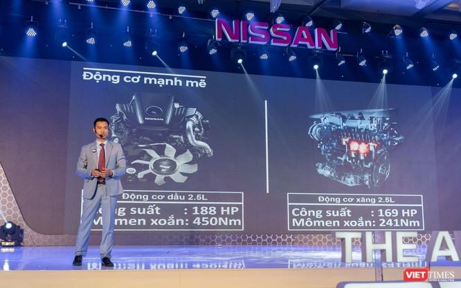 Nissan Terra chính thức gia nhập thị trường Việt: Muộn còn hơn không! ảnh 10