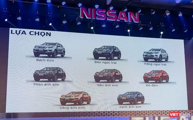 Nissan Terra chính thức gia nhập thị trường Việt: Muộn còn hơn không! ảnh 16