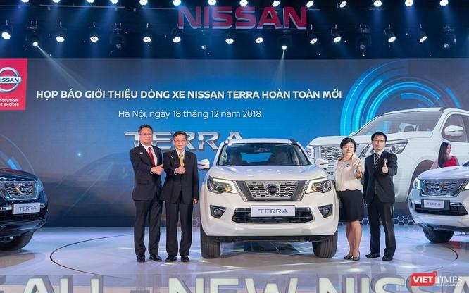 Nissan Terra chính thức gia nhập thị trường Việt: Muộn còn hơn không! ảnh 15
